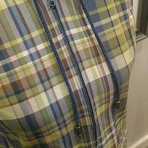 Christopher & Banks Jackets & Coats - Size Medium Christopher & Banks Hoodie Vest